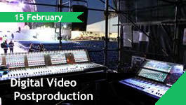 Digital Video Post Production