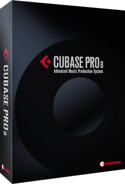 Cubase Pro 8