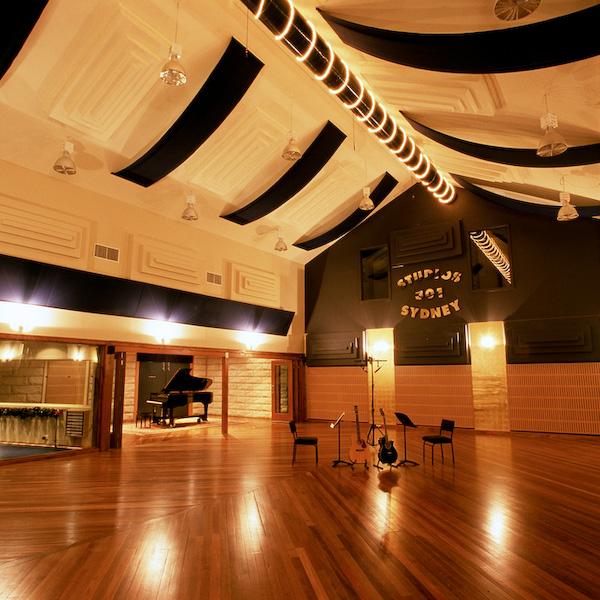Architecture music courses sydney