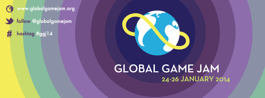 Global Game Jam 2014 Banner