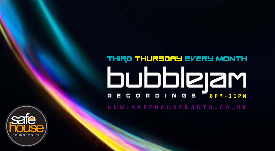 Bubblejam Jon Connor & Raw Method www.safehouseradio.co.uk