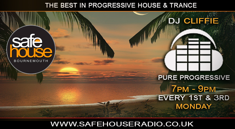 DJ Cliffie LIVE on www.safehouseradio.co.uk