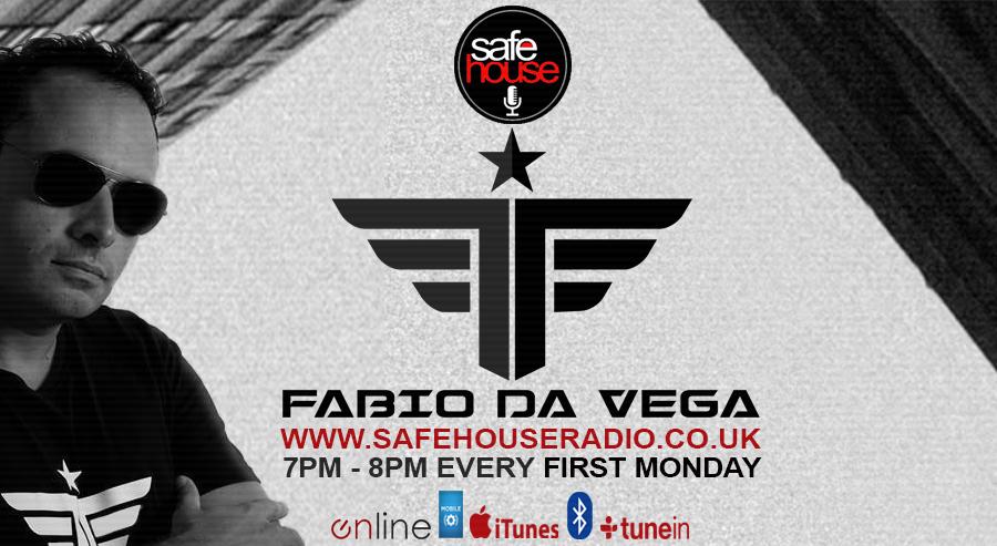 Fabio Da Vega Techno www.safehouseradio.co.uk