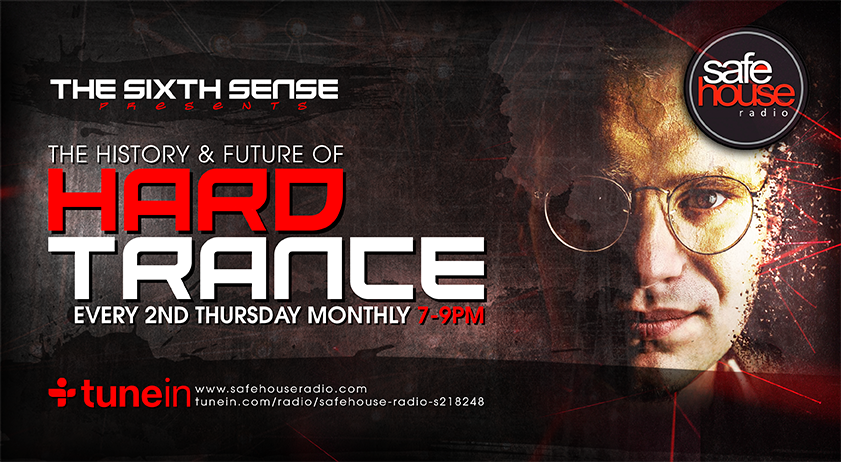History Future of Hard Trance Sixth Sense