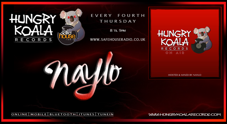 Naylo Hungry Koala safehouse radio