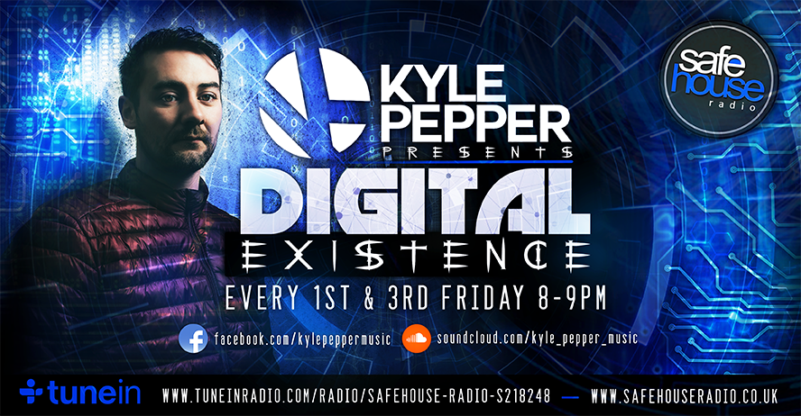 Kyle Pepper Safehouse Radio