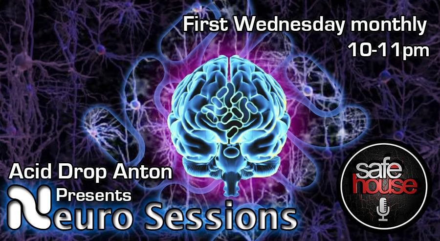 Anton Boari Neuro Sessions on safehouseradio.co.uk