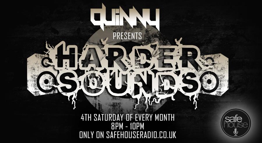 Quinny Harder Sounds Safehouse Radio