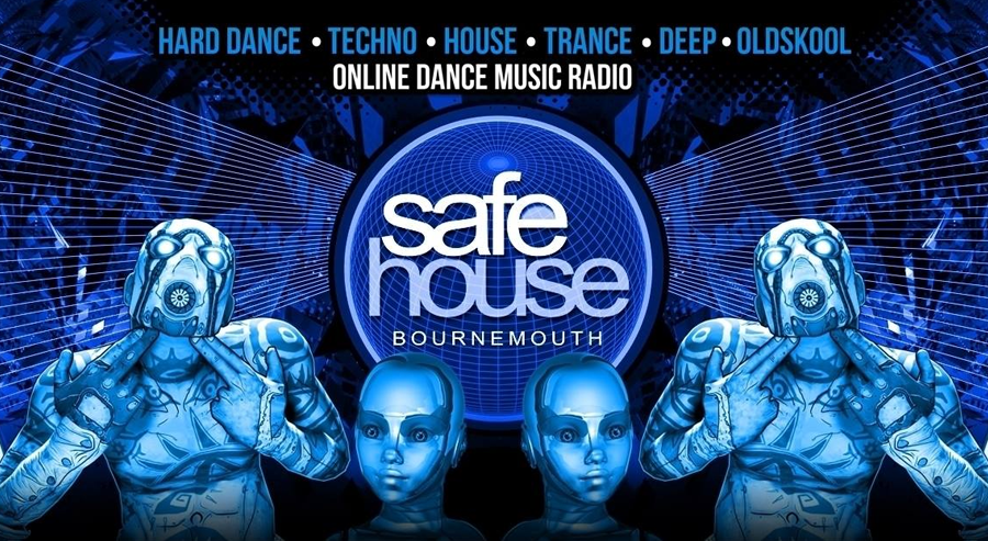 LIVE on www.safehouseradio.co.uk