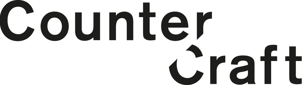 Cc logotipo negro