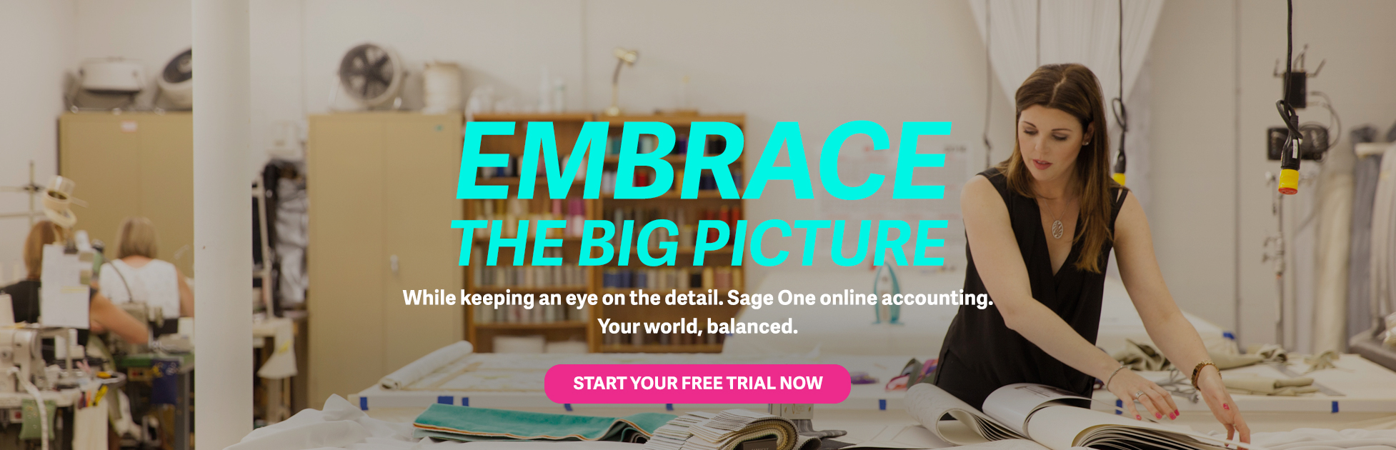 Embrace the big picture with online accounting software
