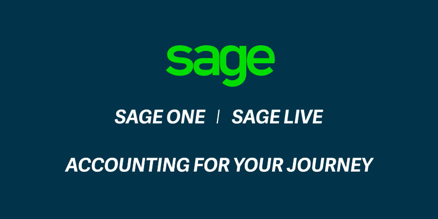 Sage One   Sage Live - Accounting for your Journey