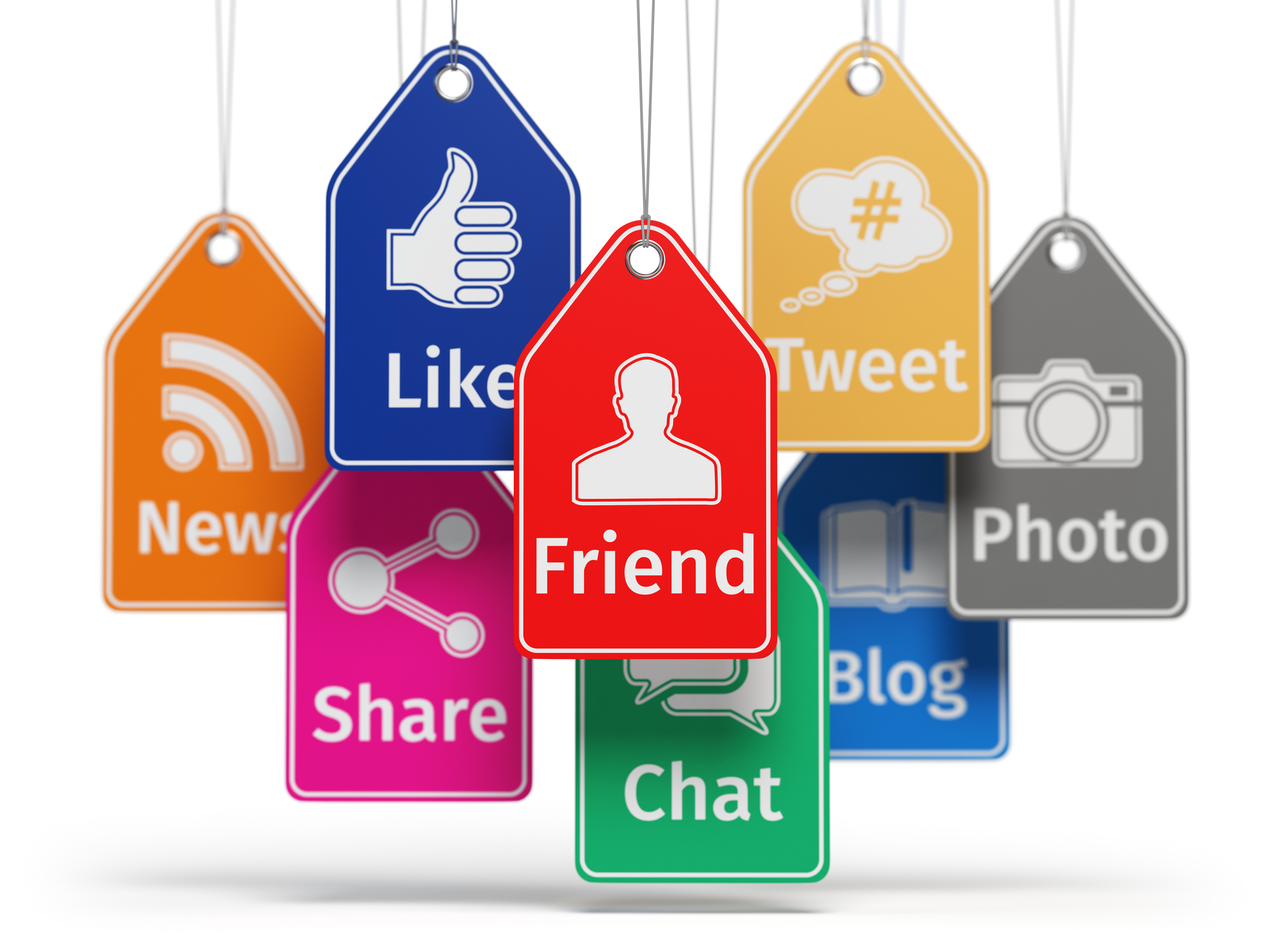 Like, Share and become a friend: Social Media Marketing für kleinere Budgets