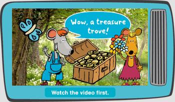 Apprendre l'anglais avec de petites vidéos