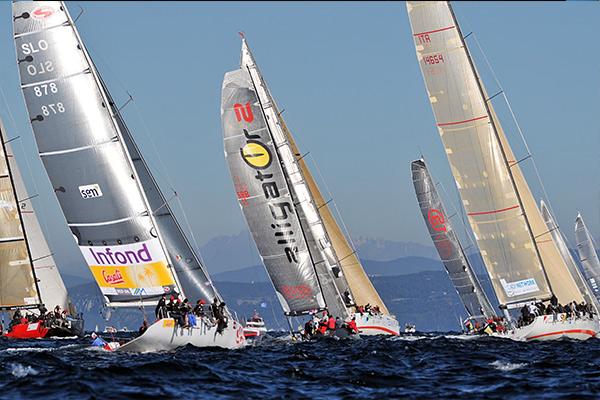 Barcolana - Navigare insieme a oltre 2.000 barche!