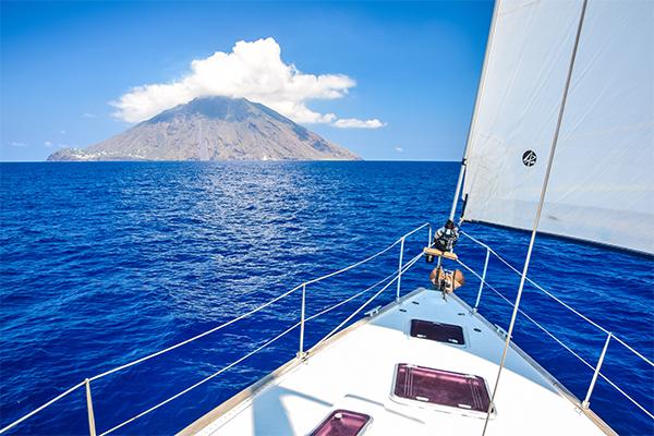 Viajes en velero por el Mediterráneo