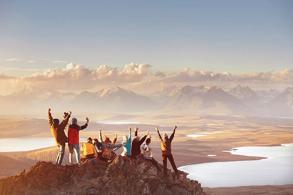 Esperienze convenienti montanga e outdoor con Sailsquare