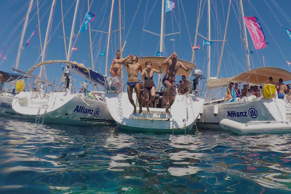 sailing holidays for singles