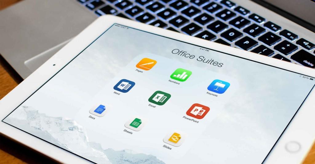 Microsoft Office comes to iPad