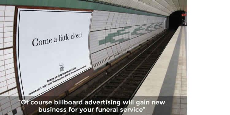 Bad marketing advice