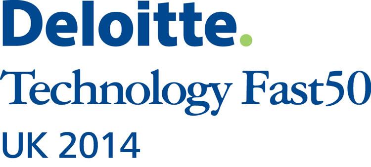 Deloitte technology fast 50 logo