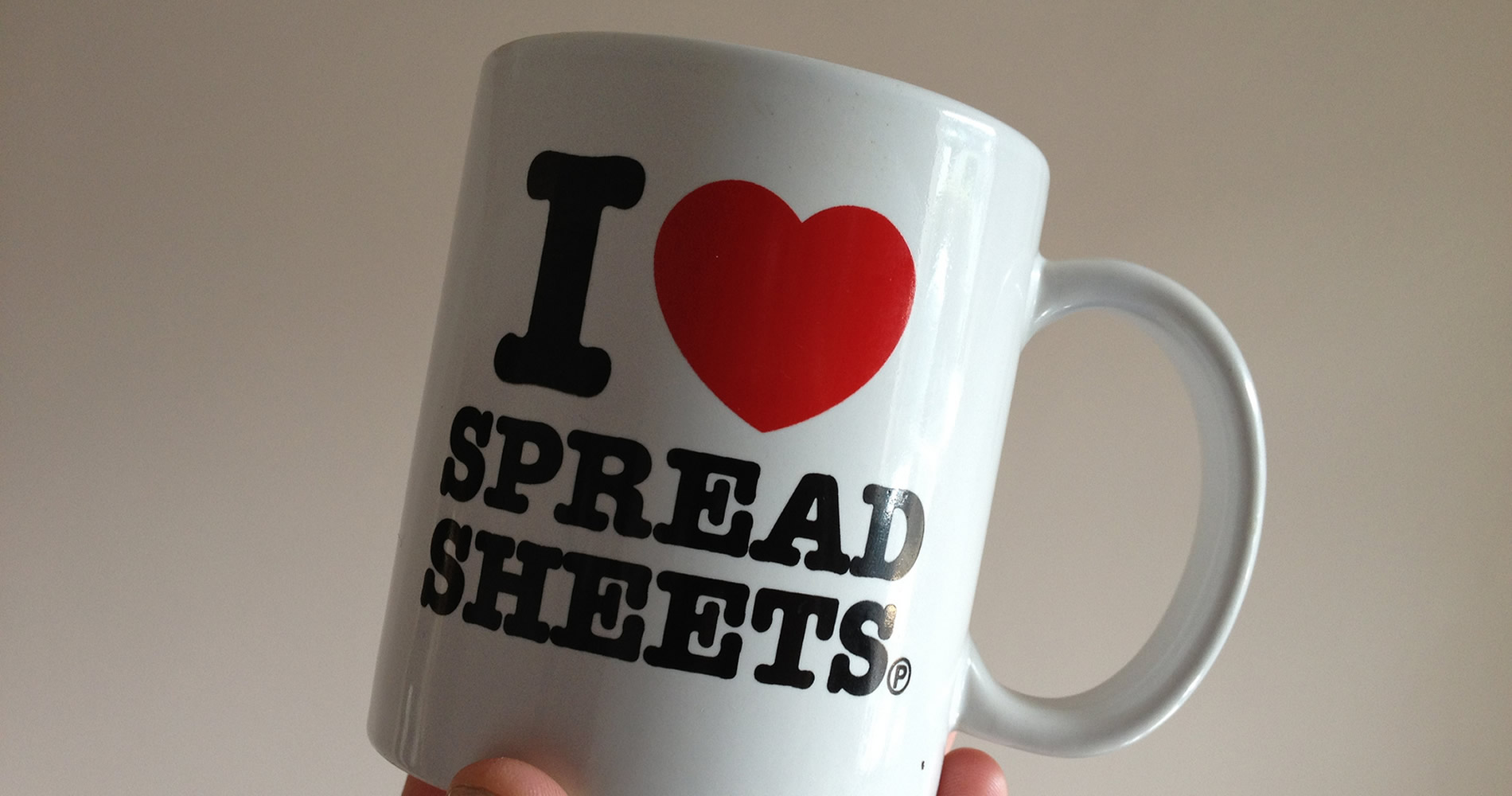 Spreadsheets are destroying your business