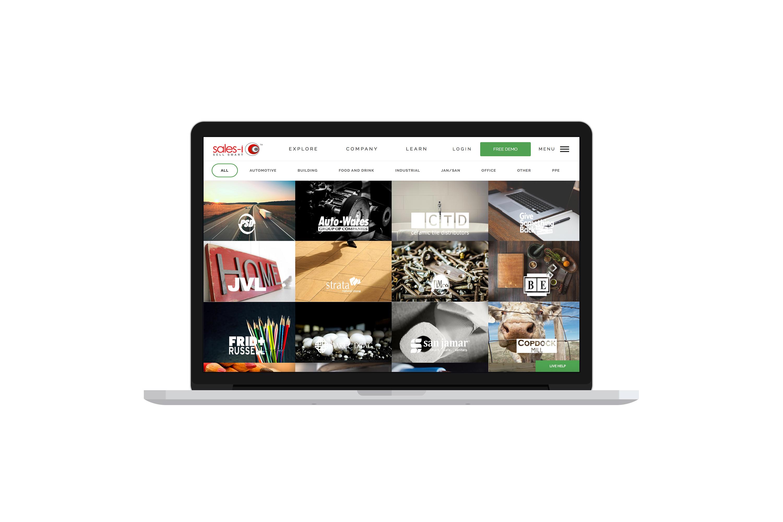 New website case studies
