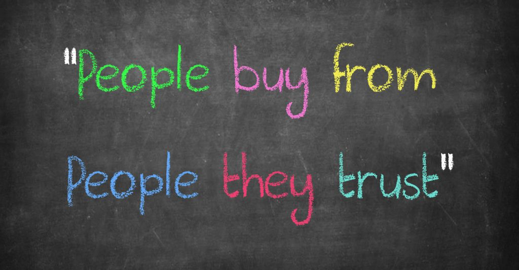 sales trust