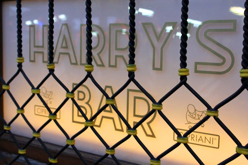 Harry's bar, Venice