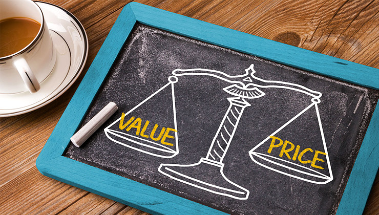 value-vs-price