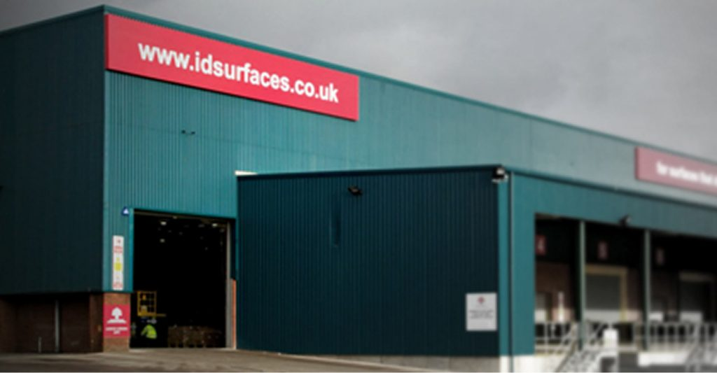idsurfaces building