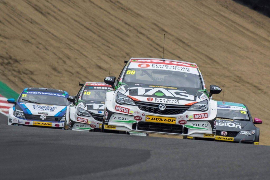 BTCC Brands Hatch Power Maxed Racing