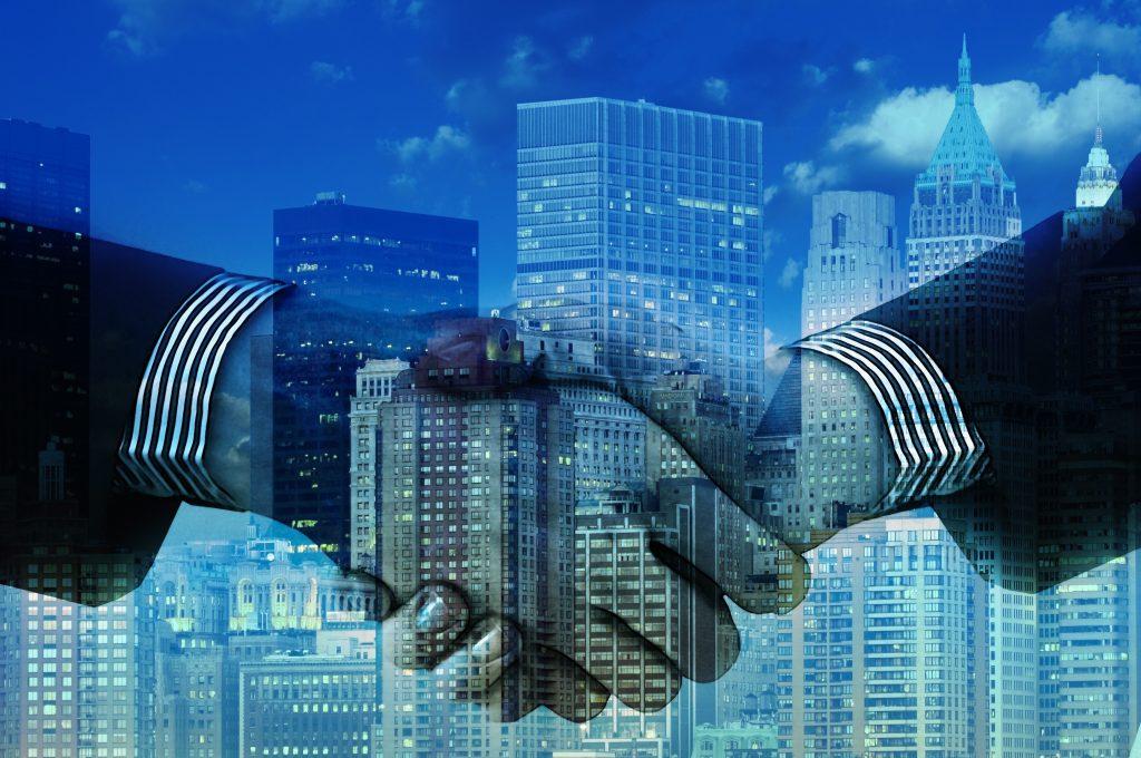 Business merger