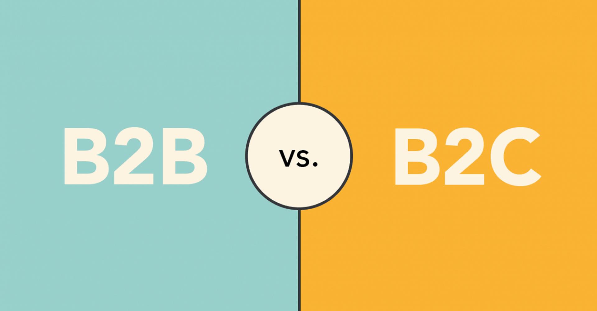 b2b vs b2c selling