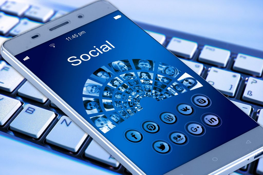 The Social Media Sales Shift