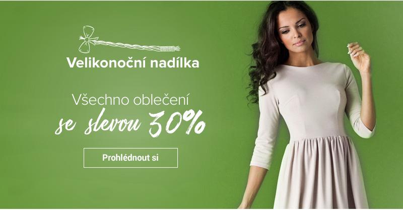 Velikonoční nadílka - Všechno oblečení se slevou 30%