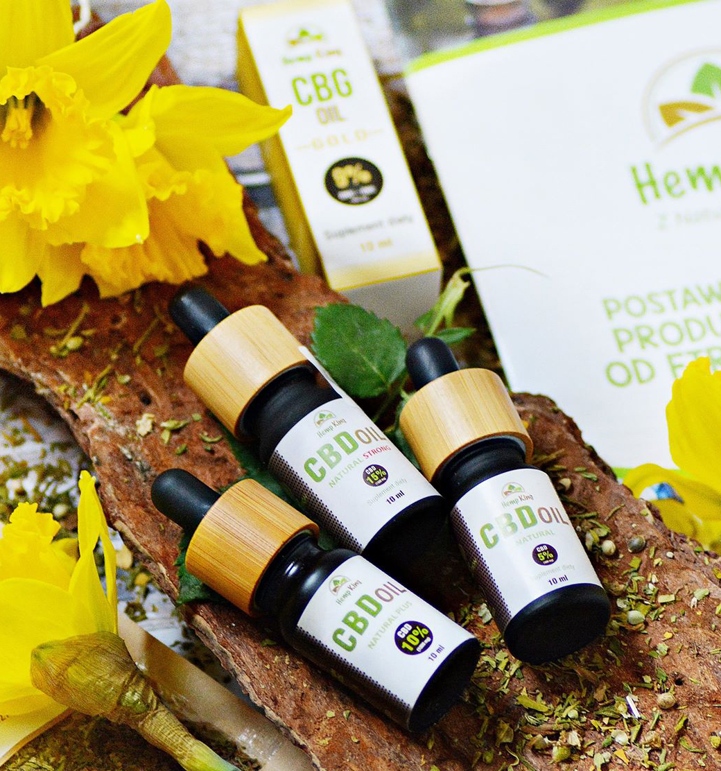 Best CBD Products - Health from Nature | HempKing