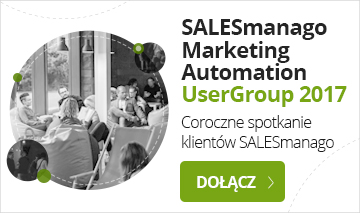 SALESmanago UserGroup