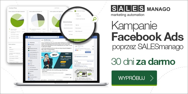 SALESmanago - Kampanie Facebook Ads