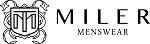 MILER Menswear Logo
