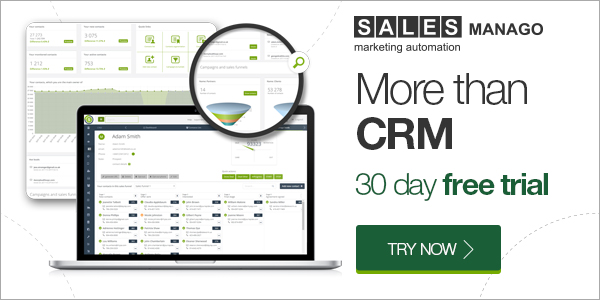 SALESmanago - More than CRM
