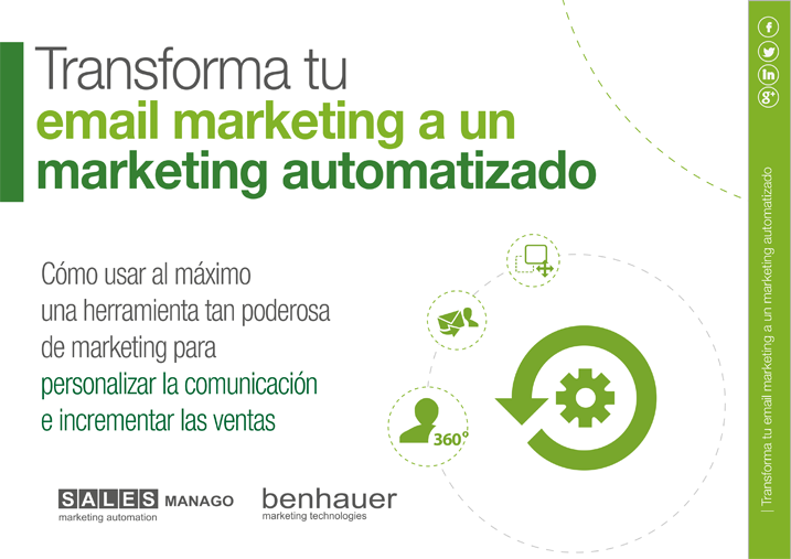 Transforma tu email marketing a un marketing automatizado