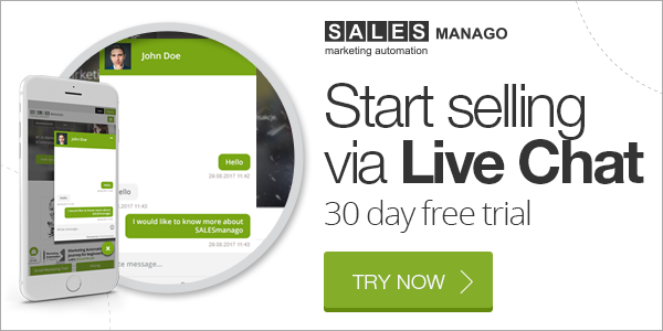 Live Chat SALESmanago