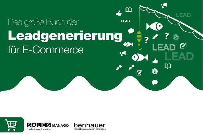 Das große Buch der Leadgenerierung für E-Commerce