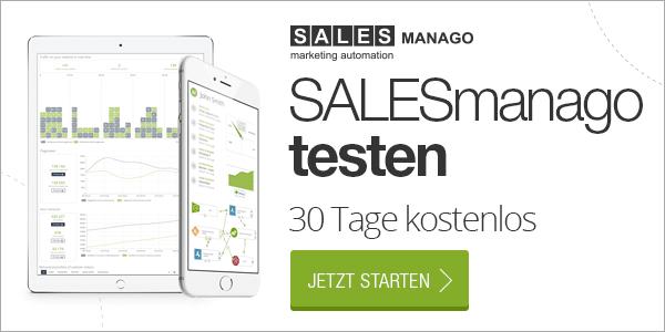 SALESmanago testen 30 Tage kostenlos