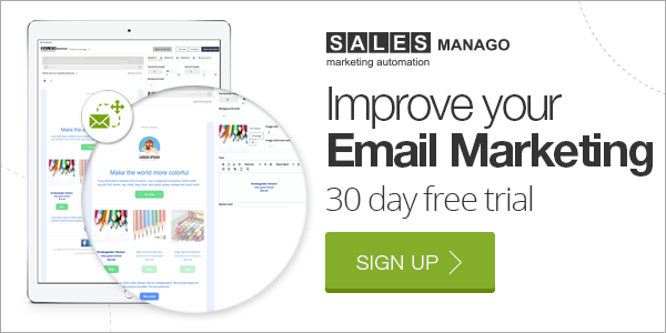 Email Drag&Drop Designer – Marketing Automation & E-mail Marketing