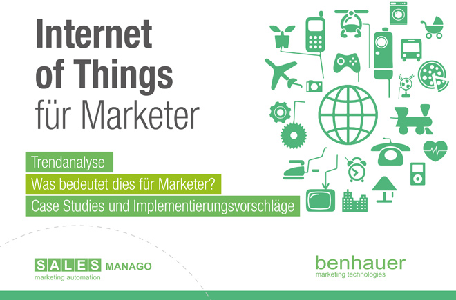 Internet of Things für Marketer