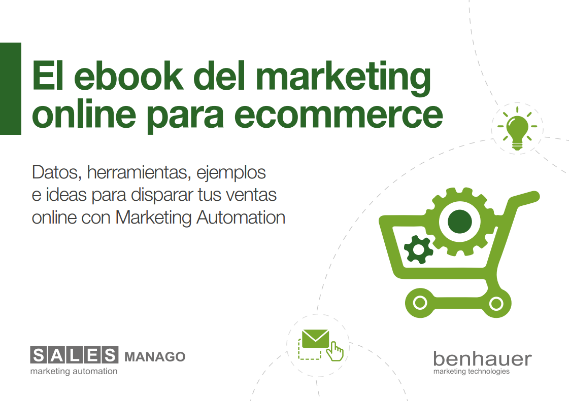 El ebook del marketing online para ecommerce