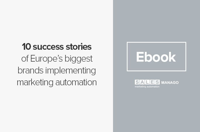 H10 success stories of Europe's biggest brands implementing marketing automation