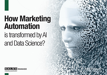 How Marketing Automation is transformed by AI and Data Science?